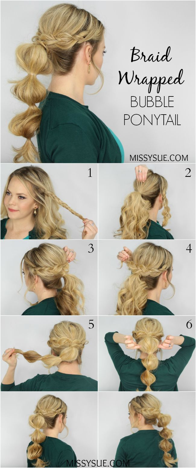 nice 15 Super Easy Hairstyle Tutorials To Try Now - fashionsy.com by www.danahai...