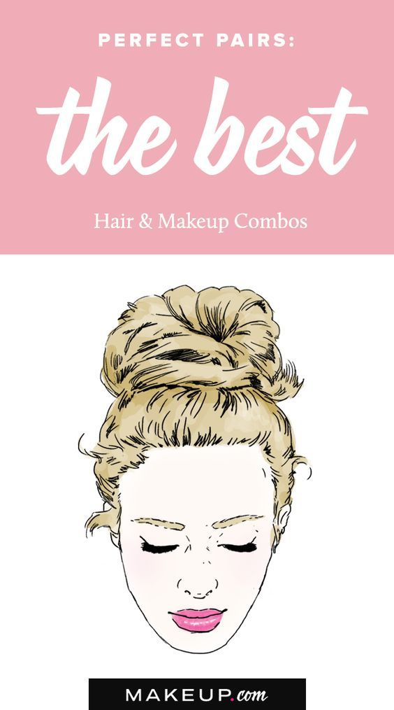 Pairing a beautiful hairstyle with a pretty makeup look is about as important as...