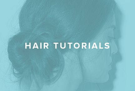 The latest hair trends with step-by-step guides.