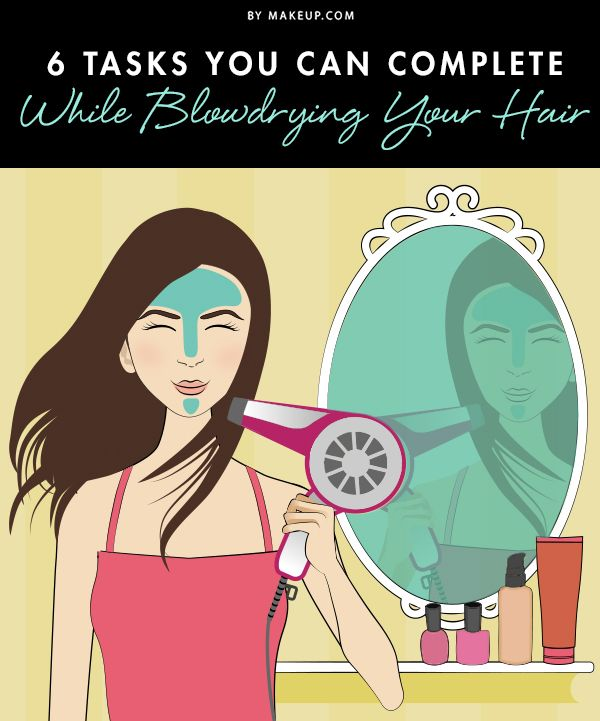 The more chances we get to multitask, the better, especially as we do our hair. ...