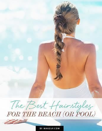 When you're going to the beach, it's important to look cute and effortless. ...
