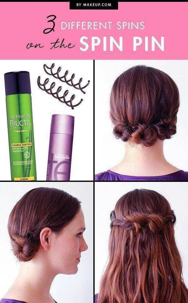 We love a versatile product, especially for our hair! the spin allows you to cre...