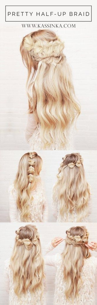 Your hair is your best accessory. I  am back with another hair tutorial to hel...