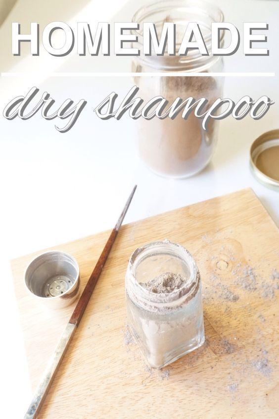 Homemade, zero waste dry shampoo to keep your locks looking life like between sh...