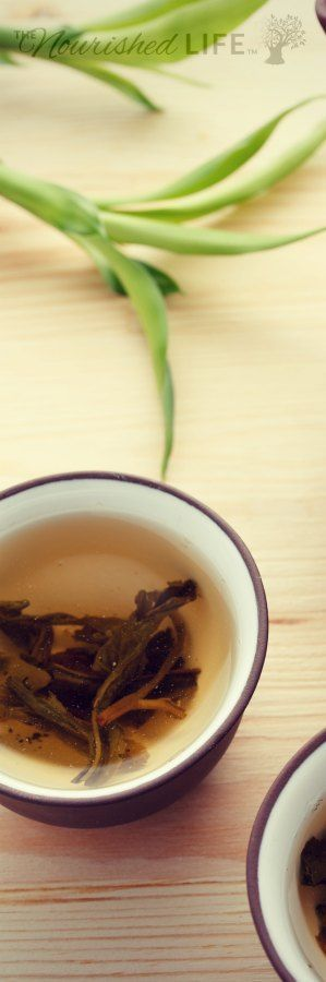 Want healthy hair and nails? THIS is the tea for you... - at livingthenourishe.....