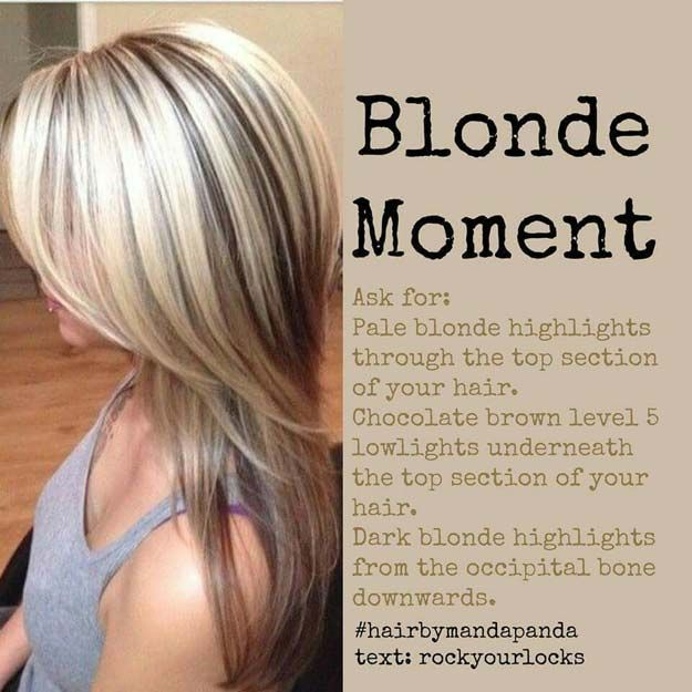 Awesome Tips For Taking Care Of Your Highlights - A Bottle Blonde's Guide to Tak...