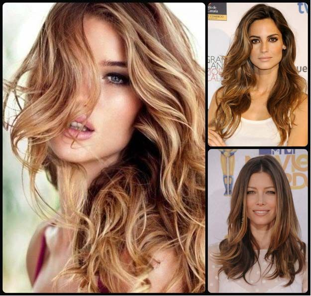 Awesome Tips For Taking Care Of Your Highlights - Hair Color: Before and After T...