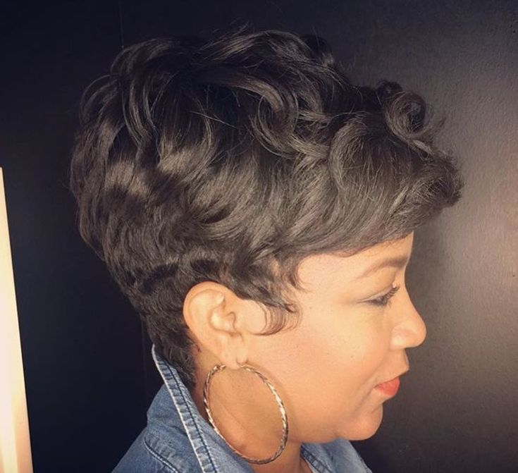 Flawless cut via @excentrehair - blackhairinformat...