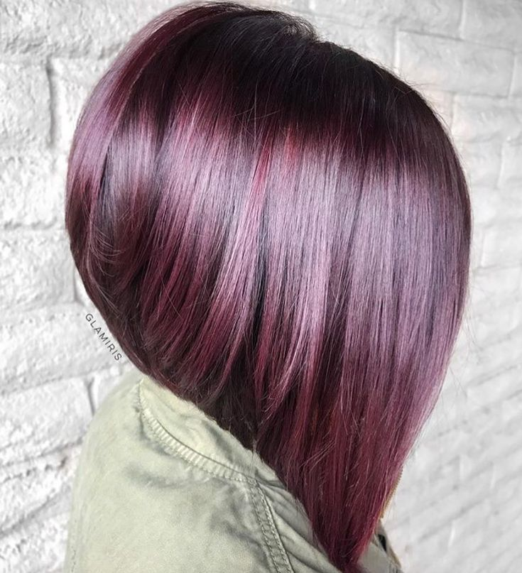 Obsessed with this hair color iris ulburghs - blackhairinformat...