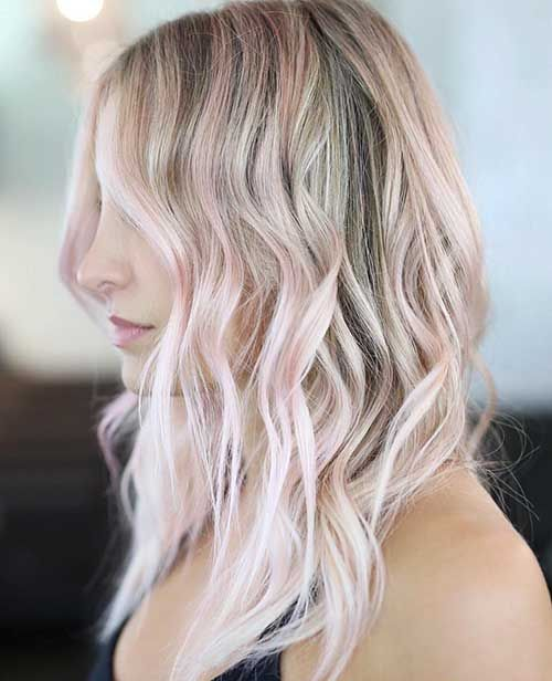 blunt haircuts trendy haircuts 1 best pink hairstyles 1310