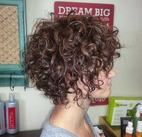 Best Short Hair Curly