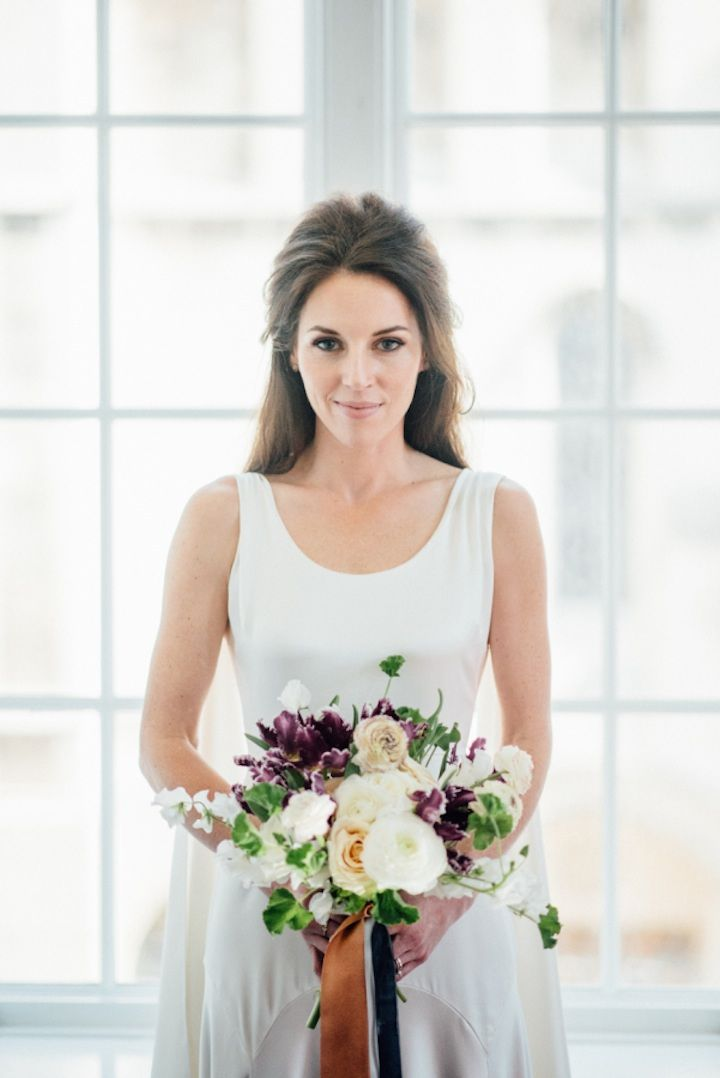 Featured Photographer: Eva Lin Photography; Wedding makeup idea.