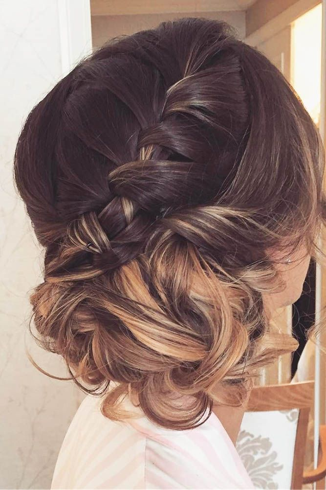 30 Top Wedding Updos For Medium Hair ❤ Wedding updos for medium hair will be o...