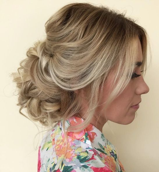 Featured Hairstyle: Heidi Marie Garrett of Hair and Makeup Girl; www.hairandmake...