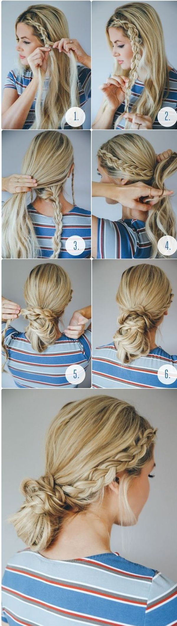 40 Easy Hairstyles for Schools to Try in 2016 | www.barneyfrank.n...