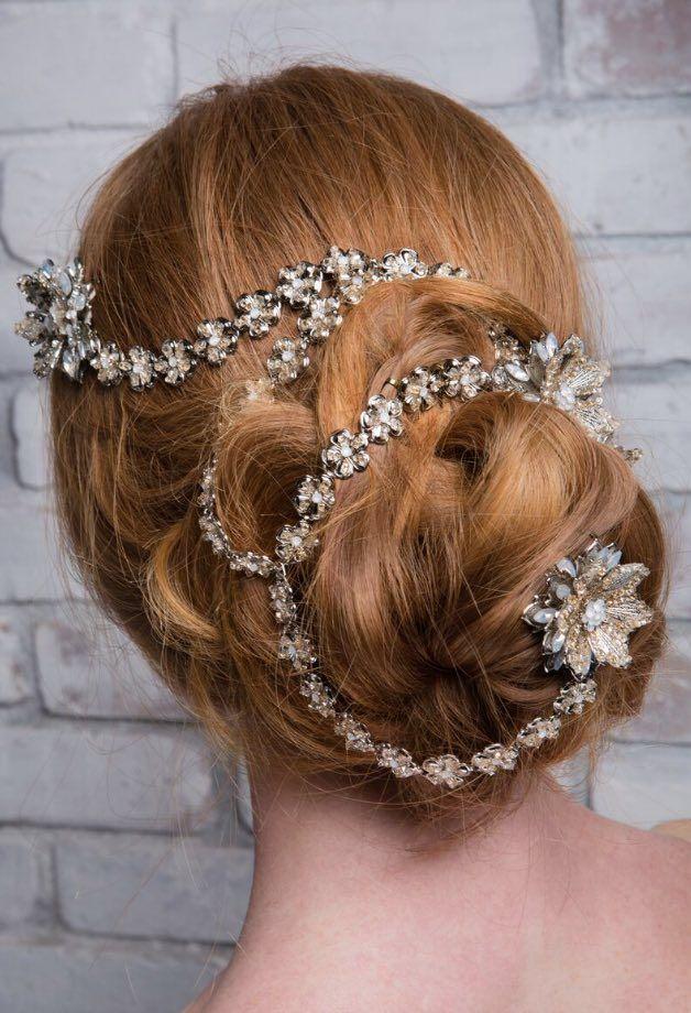 Featured Wedding Hair Accessory: Maria Elena Headpieces & Accessories