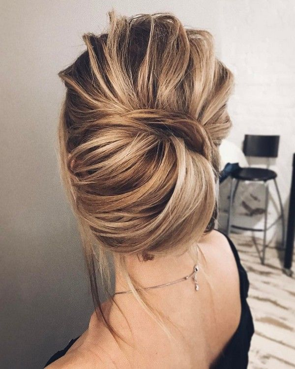Updo For Short Natural Black Hair
