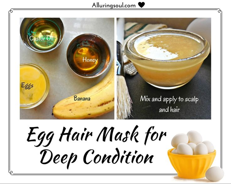 Egg mask for hair can be helpful as it is rich in vitamins A, D and E, proteins,...
