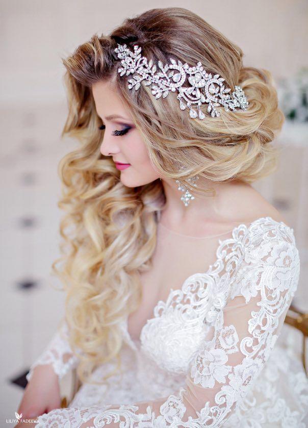 Featured Hairstyle:Anna Komarova Hair&Makeup School;www.websalon.su; Feature...