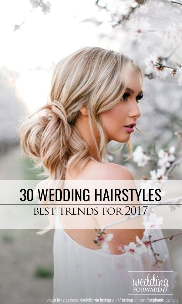 Best Wedding Hairstyle Trends 2017 ❤ It is necessary to look for the most popu...