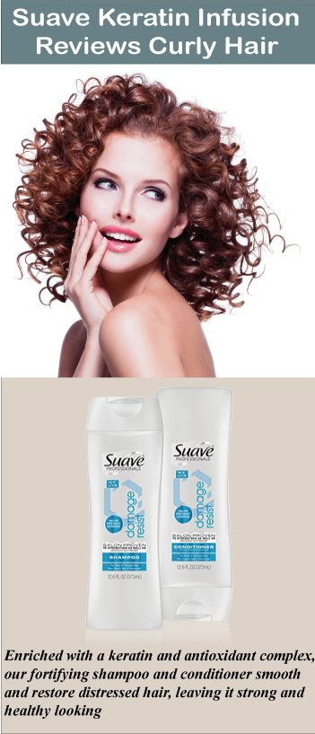 If you are looking for a Suave Keratin Infusion reviews curly hair, you are  in ...