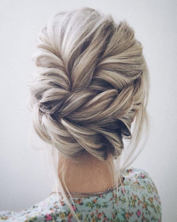 Wedding Hairstyles : Lena Bogucharskaya Wedding Updo Hairstyles ...