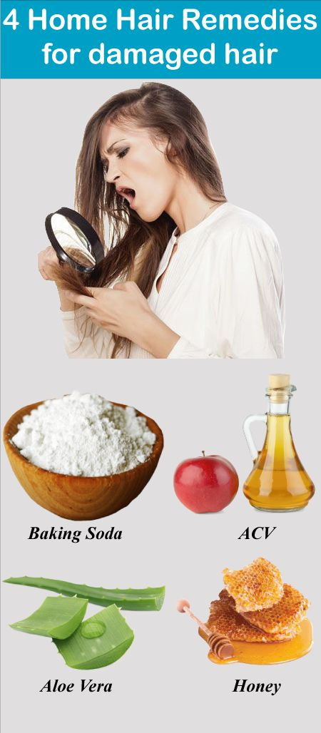 Hair care tips looking for home remedies for damaged hair these homemade solutions are easy - Easy hair care solutions ...