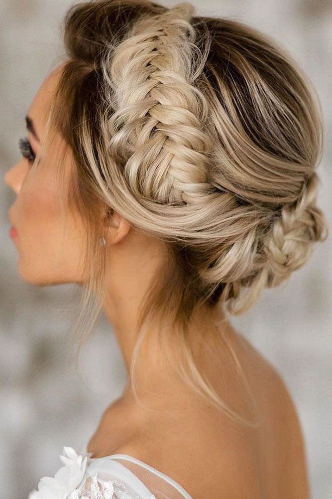 30 Ideas For Wedding Hairstyle Inspiration ❤ wedding hairstyle inspiration bra...