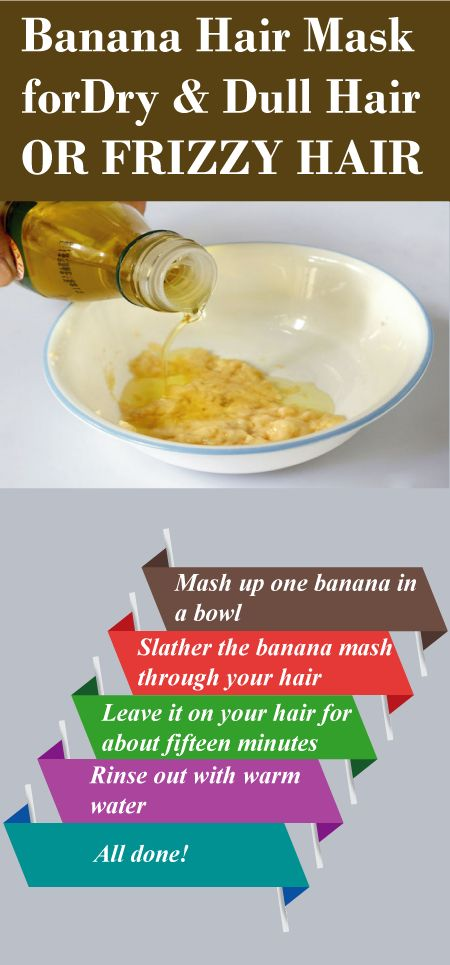 Looking for tutorial on how to wear banana mask on your hair, you have come  to ...