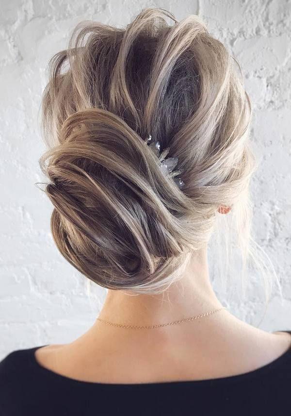 Tonyastylist Wedding Updo Hairstyles / www.deerpearlflow...