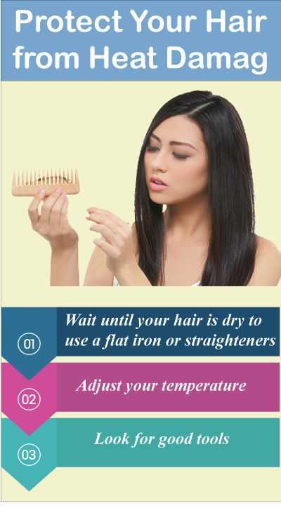 Seeking best ways to protect your hair from heat damage? Visit this page  to kno...