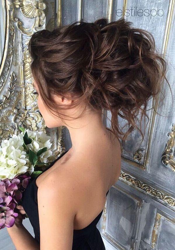 Half-updo, Braids, Chongos Updo Wedding Hairstyles / www.deerpearlflow...