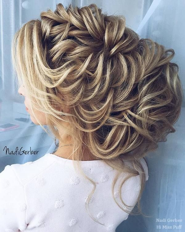 100 Wedding Hairstyles from Nadi Gerber You'll Want To Steal | Hi Miss Pu...