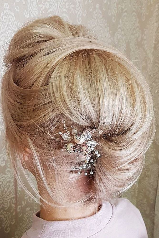 30 Bright Ideas For Fall Wedding Hairstyles ❤ Are you planning bright fall wed...