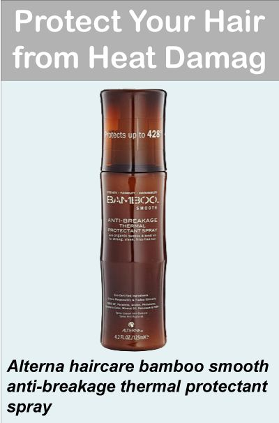 Seeking best ways to protect your hair from heat damage? Visit this page to know...