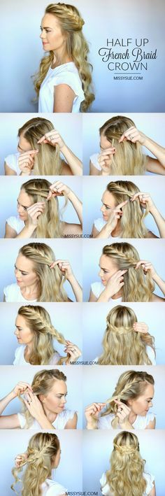 Searching hairstyles for long thick hair? Here is our pick of 8 easy hairstyles ...