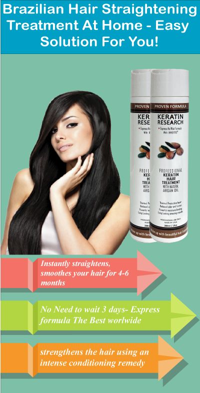 Brazilian Hair Straightening is one of the best solutions to straight your curly...
