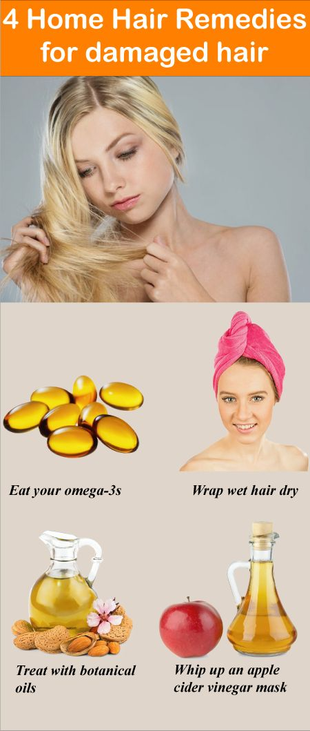 Looking for home remedies for damaged hair? These homemade solutions are easy to...