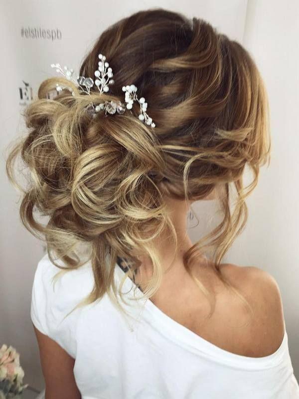 Bridal Hairstyles Half Updo Braids Chongos Updo Wedding
