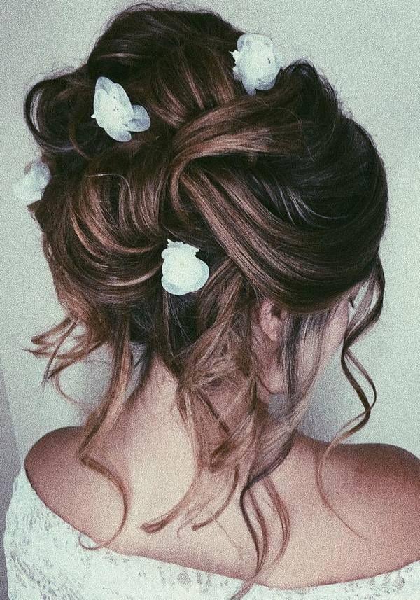 Elstilespb Long Wedding Hairstyles / www.deerpearlflow...