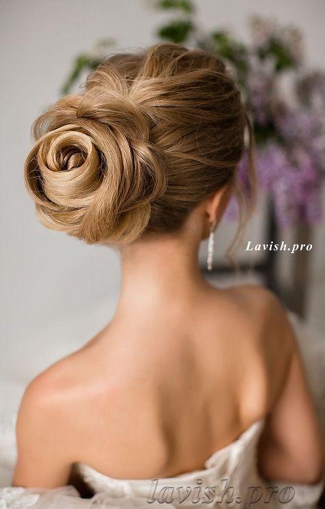 Featured Hairstyle:lavish.pro;www.lavish.pro; Wedding hairstyle idea.