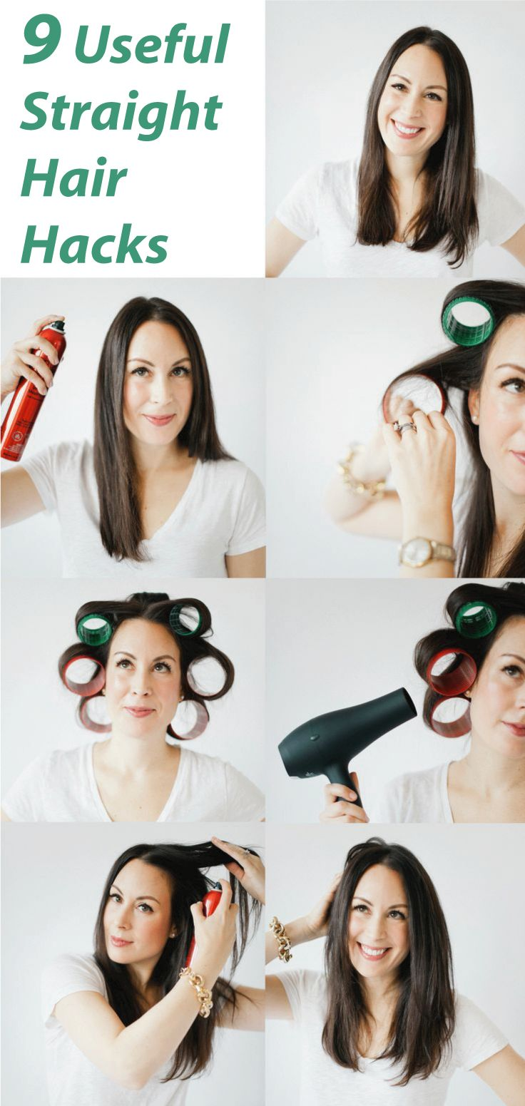 Having nice and straight hair? Need tips and tricks, here we come with a 9 usefu...