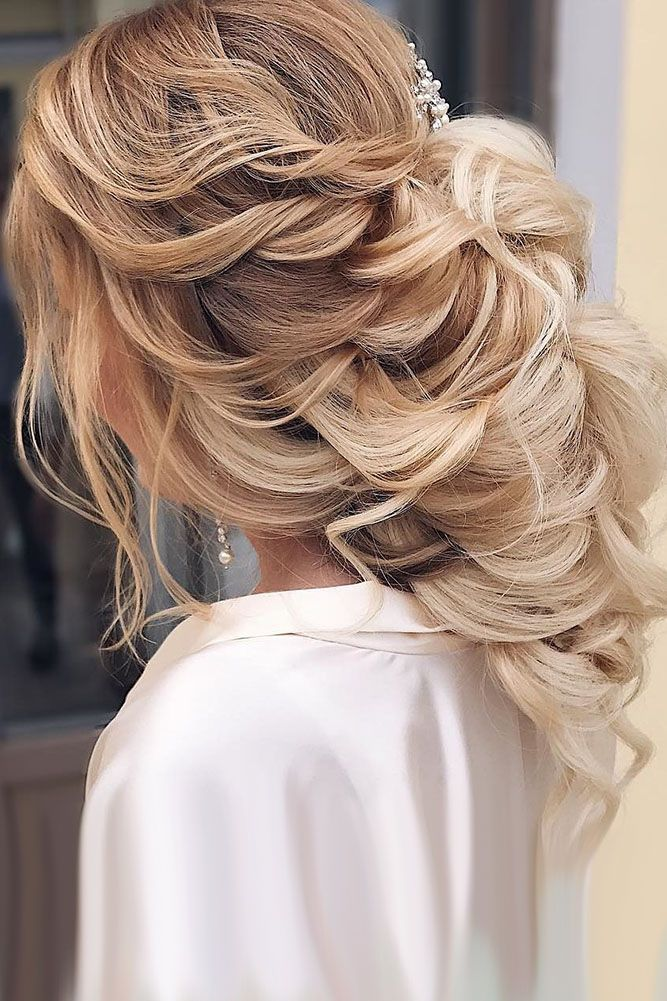 30 Ideas For Wedding Hairstyle Inspiration ❤ wedding hairstyle inspiration hal...