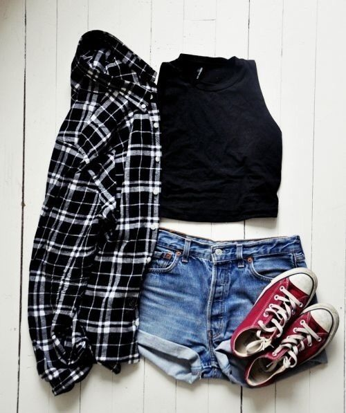 Image via We Heart It weheartit.com/... #converse #fashion #grunge #hipster #ind...