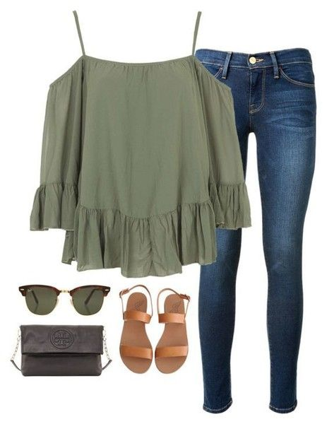 The 101 Most Popular Outfits on Pinterest | Ruffled Up