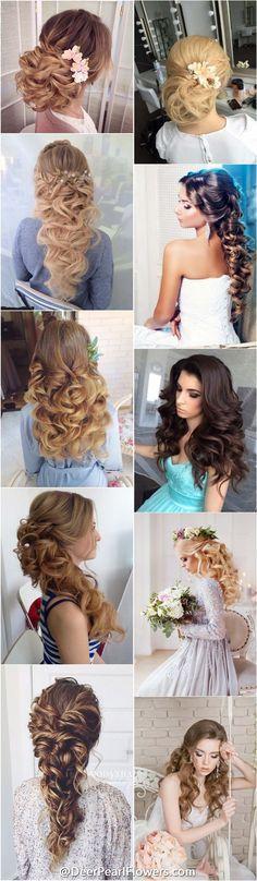 1000+ Wedding Hairstyles for Long Hair | www.deerpearlflow...
