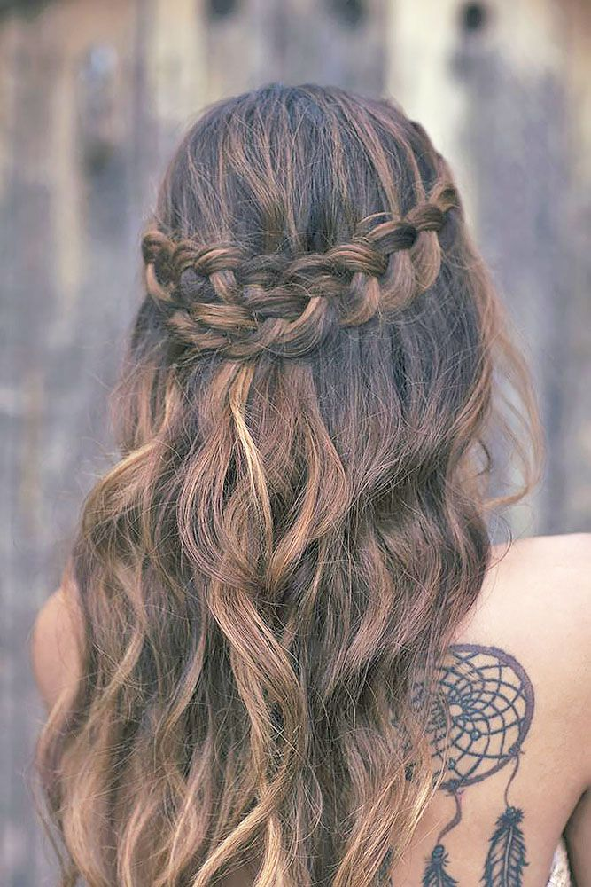 18 Chic And Easy Wedding Guest Hairstyles ❤ Wedding guest hairstyles should be...