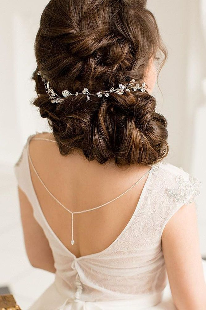27 Lovely Wedding Hair Accessory Ideas & Tips ❤ hair accessories inspiration s...