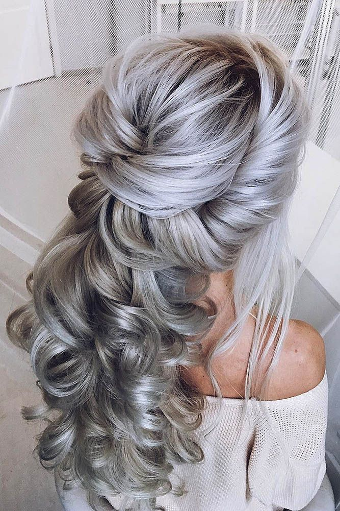 30 Bright Ideas For Fall Wedding Hairstyles ❤ fall wedding hairstyles bright h...