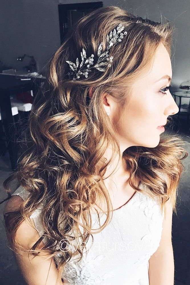 30 Ideas For Wedding Hairstyle Inspiration ❤ wedding hairstyle inspiration сu...